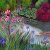 Dawn Thrasher - Giverny Cool Water