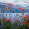 Dawn Thrasher - Okanagan Day Lilies