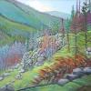 Dawn Thrasher - Myra Canyon
