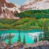 Dawn Thrasher - Mountain Mirror