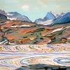 Dawn Thrasher - Glacial Flow