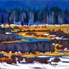 Dawn Thrasher - Spring Thaw